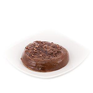 Proteínový čokoládový puding (140 g, hotový výrobok)