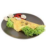 Proteínová hríbová omeleta (29,5 g)