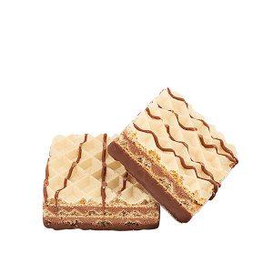 Proteínové čokoládovo-orieškové napolitánky (41 g)