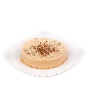 Proteínový puding s vanilkovou príchuťou (140 g, hotový výrobok)
