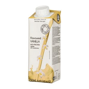 Proteínový vanilkový nápoj UHT 250 ml