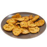 Proteínové rajčinové chipsy s oreganom (30 g)